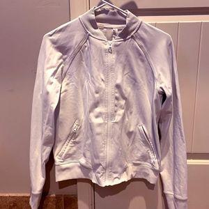 Lululemon Jacket white 10